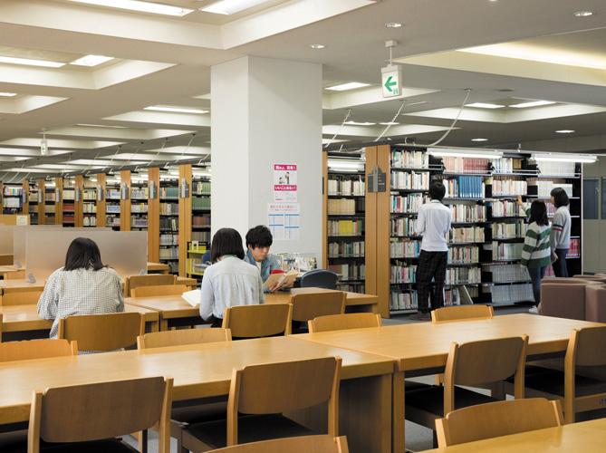 総合情報図書館