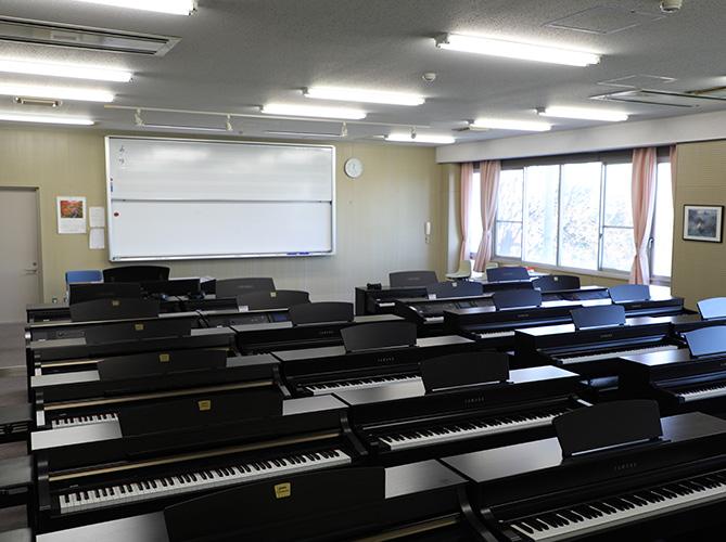 音楽ラボ室