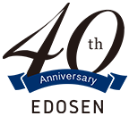 40th Anniversary EDOSEN